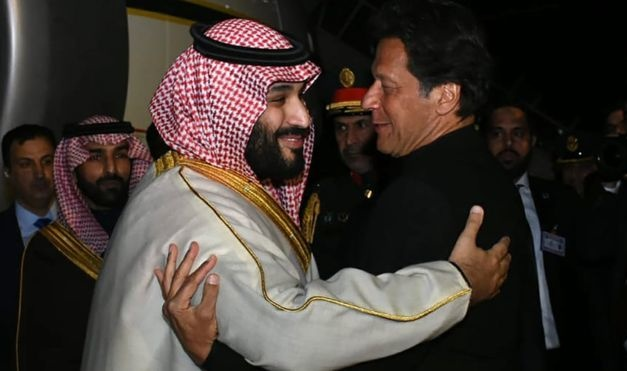 Imran, MBS, and Money Forge a Pakistan-Saudi Strategic Partnership