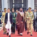 Falling in Love Again: Imran Khan, Pakistan's Military, and a Saudi Crown Prince