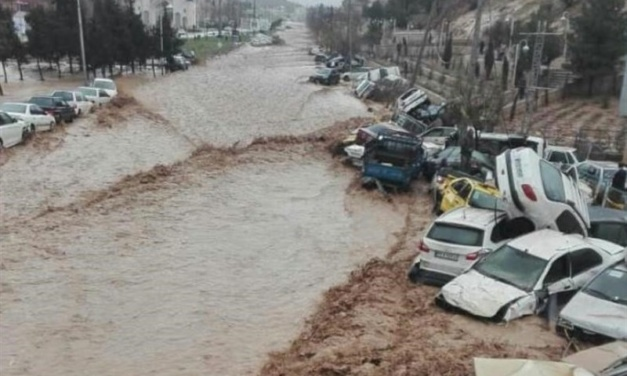 Iran Daily: Larijani — New Revenue Needed to Cope with Flood Damage
