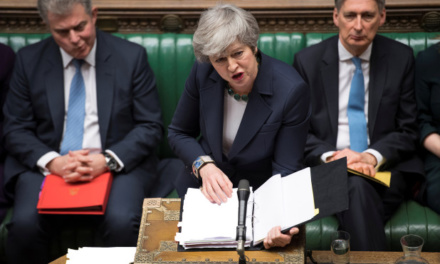 Explaining Brexit Chaos: Government Shambles as Parliament Rejects No Deal