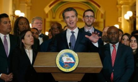 EA on Radio FM4: California Governor Suspends Death Penalty