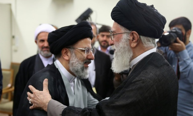 Iran Daily: Hardline Cleric Raisi Confirmed as Judiciary Head