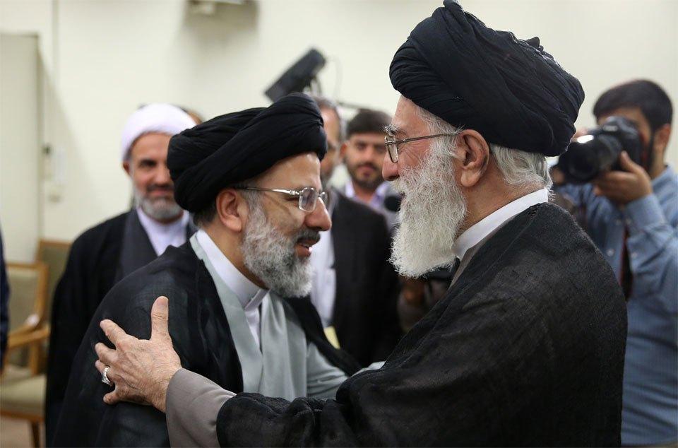 Iran Daily: Hardline Cleric Raisi Confirmed as Judiciary Head