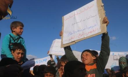 Syria Daily: More Children Die in Rukban Camp