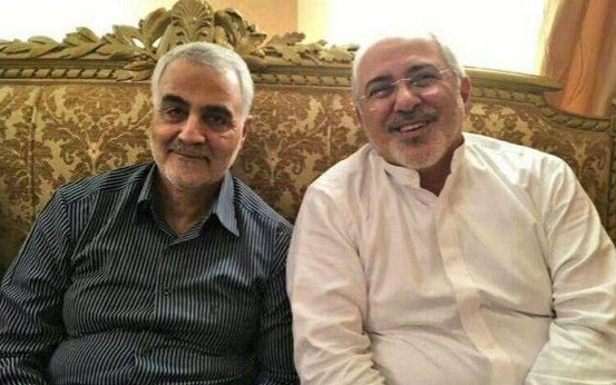 UPDATED: Foreign Minister Zarif — Revolutionary Guards Run Iran's Show in Middle East; Gen. Soleimani Sabotaged Nuclear Deal
