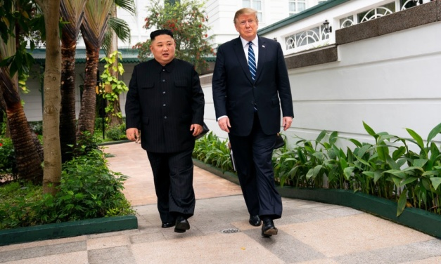 TrumpWatch, Day 772: How the Trump-Kim Summit Collapsed