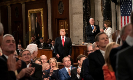 Forget the Constitution: Only His Ratings Check Donald Trump