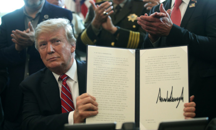 """TrumpWatch, Day 785: Trump Issues Veto for His """"National Emergency"""" and The Wall"""