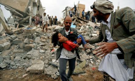 EA on Monocle 24: Yemen — Why Trump Vetoed US Withdrawal from War