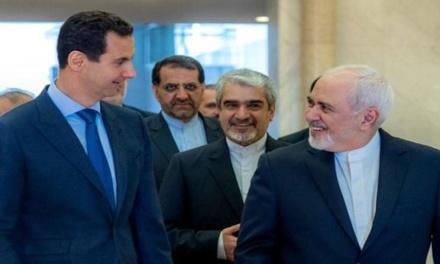 Syria Daily: Assad Hosts Iranian Foreign Minister Zarif