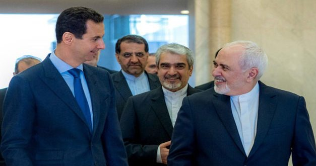 Syria Daily: Assad Hosts Iranian Foreign Minister Zarif