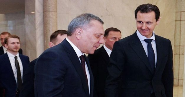 Syria Daily: Amid Economic Crisis, Assad Hosts Russians