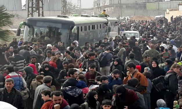Syria Daily: Residents Paying $1000s To Leave Regime Areas