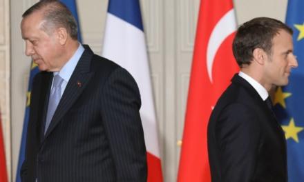 Syria Daily: Macron Meets Kurdish SDF, Angering Turkey