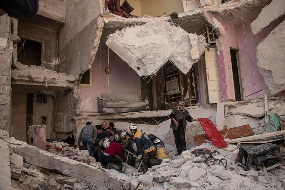 Syria Daily: Regime Shelling Kills Up to 25 in Northwest