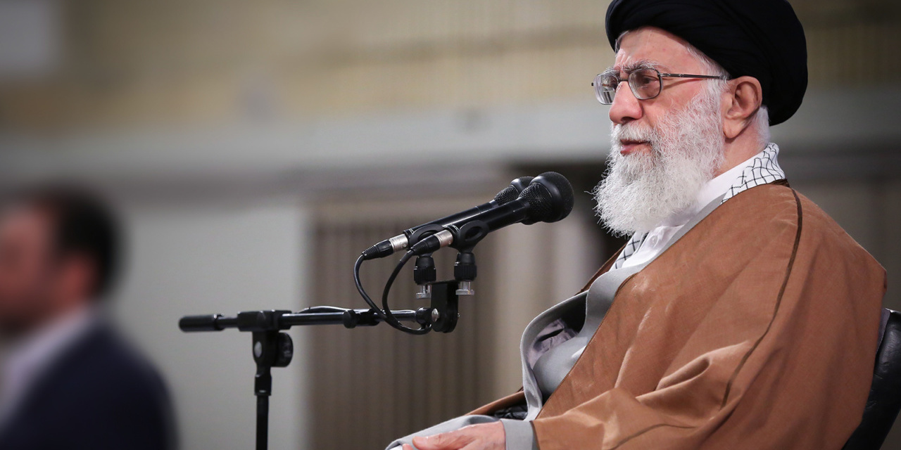 "Iran Daily: ""Trickery and Deceit"" — Supreme Leader Reacts to US Sanctions on Revolutionary Guards"