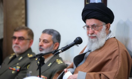 Iran Daily: Khamenei — Let's Make the Enemy Angry
