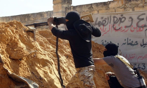 The Battle for Libya — A Beginner's Guide