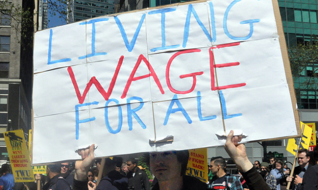 The UK Still Doesn't Have a Real Living Wage