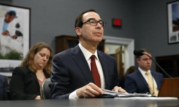 TrumpWatch, Day 810: Mnuchin Indicates Treasury to Protect Trump Over Tax Returns