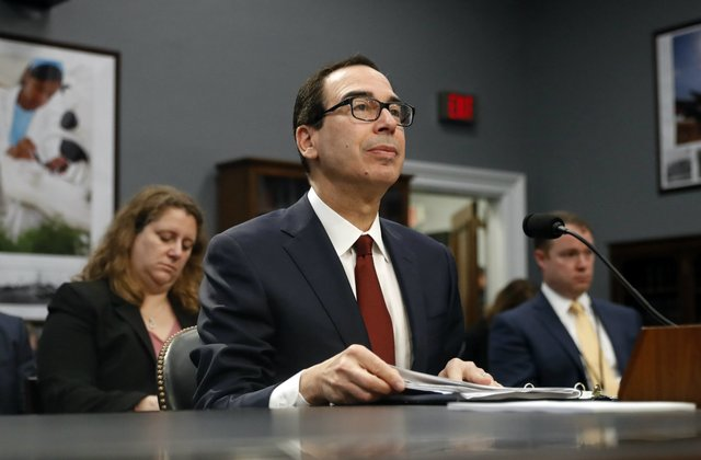 TrumpWatch, Day 810: Mnuchin Indicates Treasury to Protect Trump Over Tax Returns