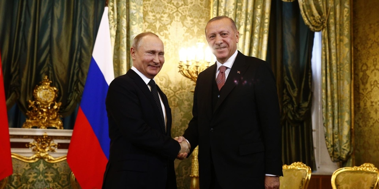 Syria Daily: Putin Meets Erdoğan Amid Regime Attacks on Idlib