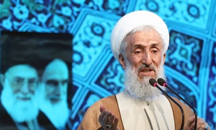 """Iran Daily: Tehran Prayer Leader Welcomes Sanctions and """"Blessing"""" of Floods"""