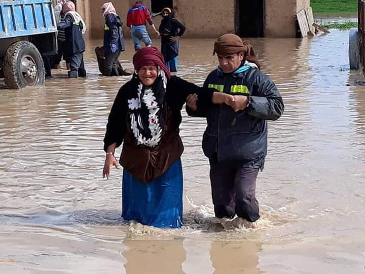 Syria Daily: Heavy Rains Flood Camps for Displaced Persons