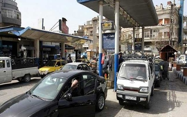 Assad Regime Admits Fuel Crisis