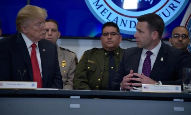 TrumpWatch, Day 813: Trump to Border Chief — I'll Pardon You if You Break Law