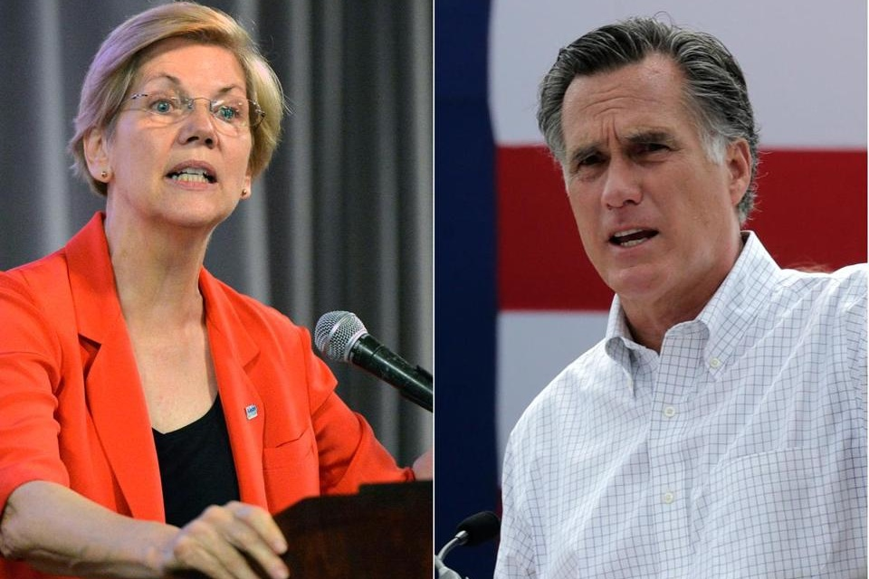 "TrumpWatch, Day 820: Warren Calls for Trump Impeachment; Romney ""Appalled"" Trump Helped By Russia"