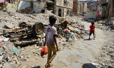 Trump v. Congress Over US Withdrawal From Yemen War — A Beginner's Guide