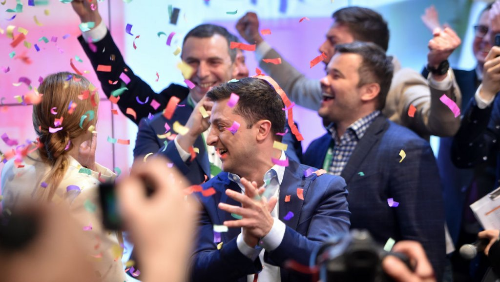 EA on talkRADIO: Zelenskiy Wins Ukraine Presidency — What Now?