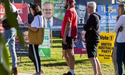 Australia's Lesson for Britain's Elections