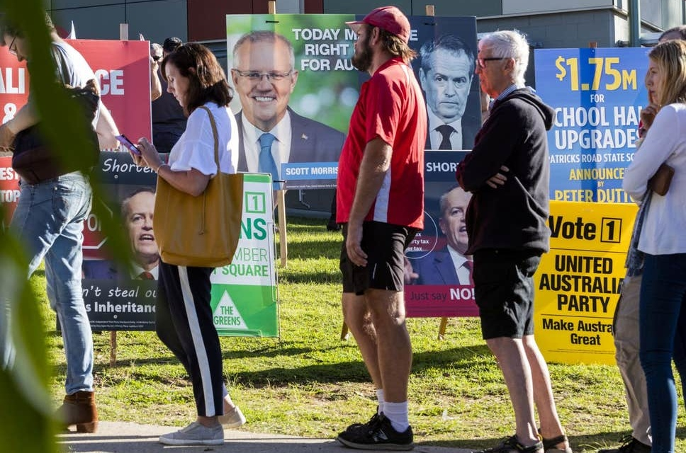 Australia's Lesson for Britain's Elections