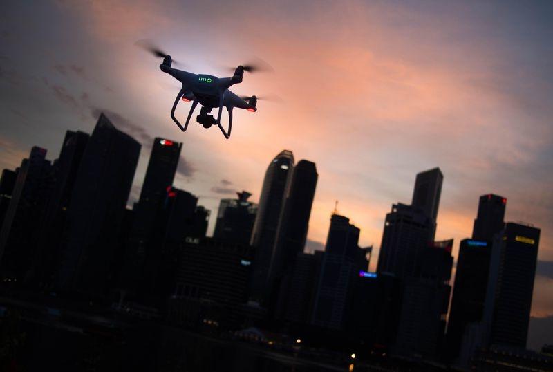 Drones Gone Wild