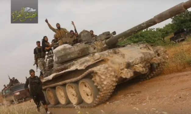 Syria Daily: Rebels Counter-Attack in Northwest