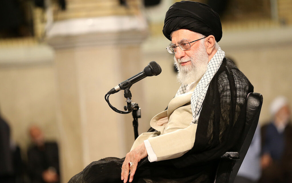"""Iran Daily: Supreme Leader Rejects Talk of """"Indirect"""" Negotiations with US"""