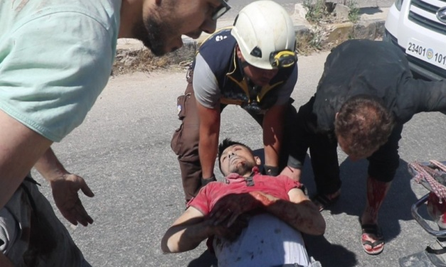 Syria Daily: Russia-Regime Attacks Kill At Least 544 Idlib Civilians in 2 Months