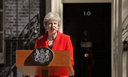 EA on TRT World: Into the Brexit Void — UK PM May Resigns as Conservatives Split
