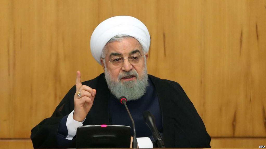 Iran Daily: Rouhani — 60 Days Before We Restart High-Level Uranium Enrichment
