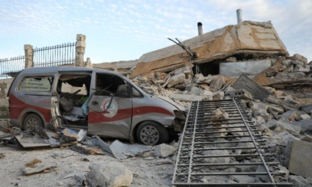 The Russia-Regime War on Syria's Hospitals