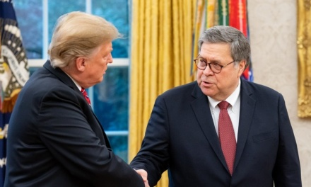 TrumpWatch, Day 1,022: Barr Refuses to Bail Out Trump Over Ukraine