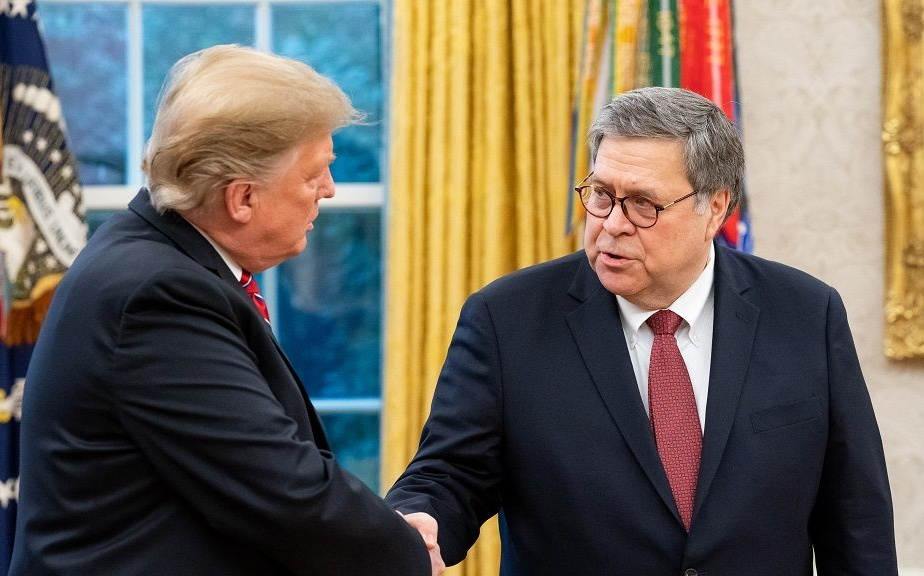 EA on Monocle 24 and Radio FM4: Trump's Obstruction of Justice; Barr's Contempt of Congress