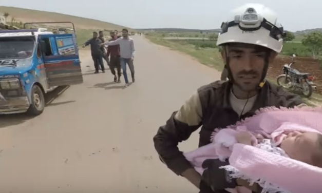 Syria Daily: In US, White Helmets Warn of More Russian and Regime Assaults