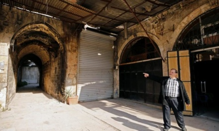 Syria Daily: Recovery? Not in Aleppo