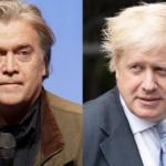 Collusion: Wanna-Be UK Prime Minister Boris Johnson and Trump's Hard-Right Strategist Steve Bannon