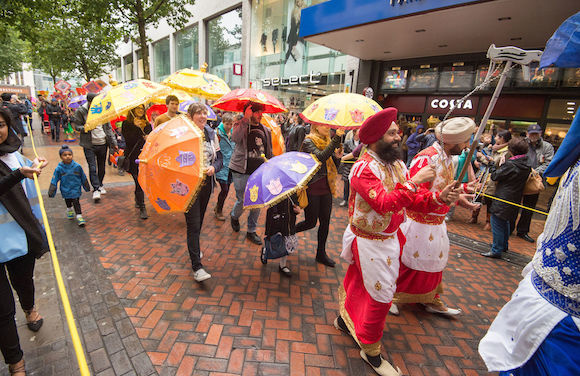 Countering Prejudice in the UK — How Migrants Made Modern Birmingham