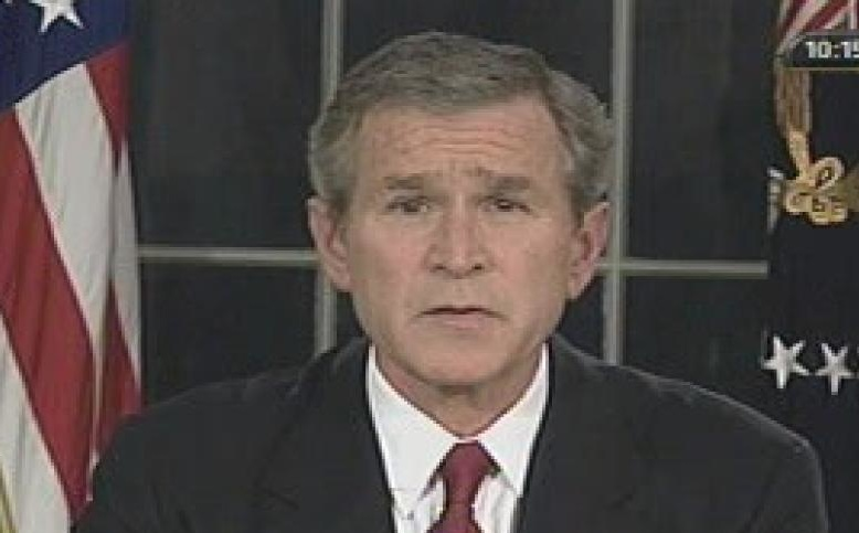 "Before Trump, There Was Bush's ""Fake News"" for the 2003 Iraq War"