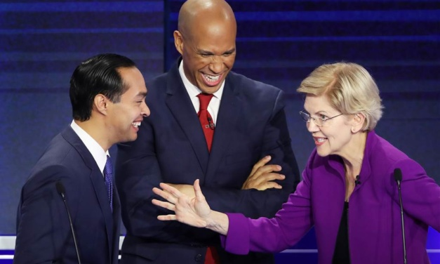 EA on BBC: Winners in 1st Democratic Debate — The Issues (and Warren, Castro, Booker…)